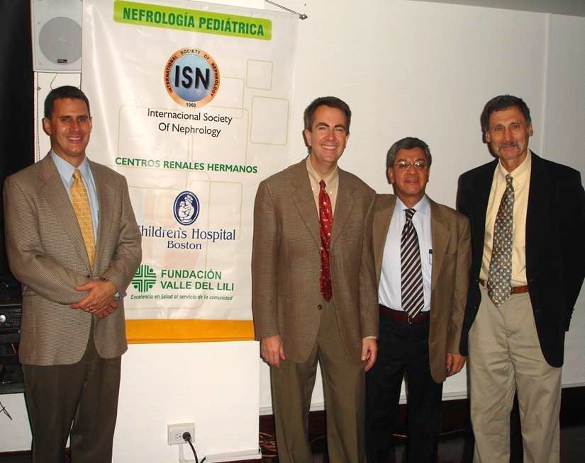 The ISN improves pediatric nephrology in the Southwest region of Colombia