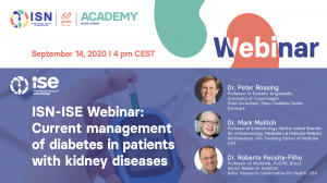Current management of diabetes in patients with kidney diseases