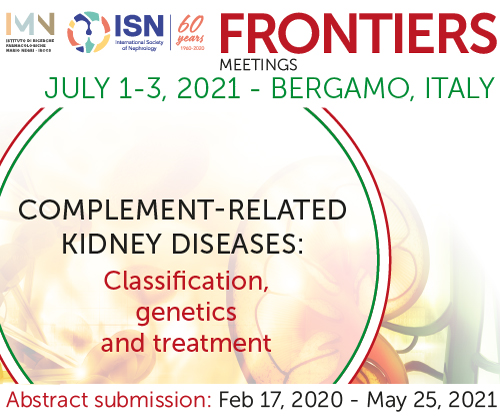Join the ISN at Frontiers Meeting in B