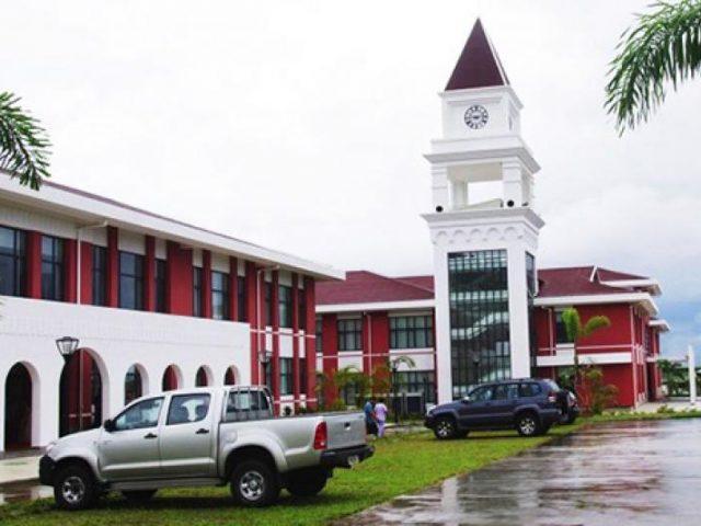 Apia Hospital in Samoa