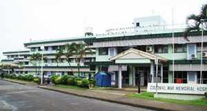 Colonial War museum Fidji