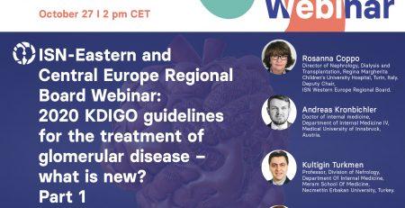 ISN Eastern and Central Europe Regional Board webinar