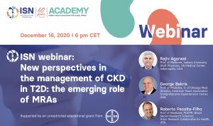 management of CKD in T2D