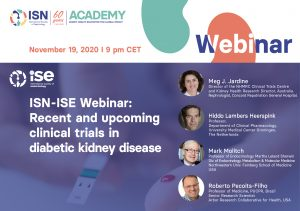 Recent and upcoming clinical trials in diabetic kidney disease