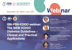 KDIGO diabetes guidelines