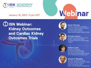 cardiac kidney outcomes trials webinar