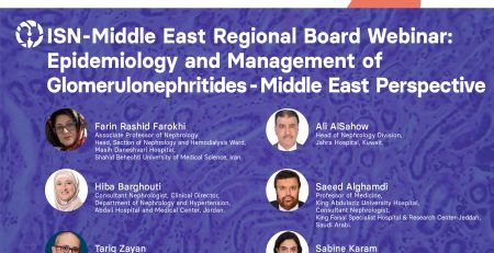 middle east Glomerulonephritides webinar