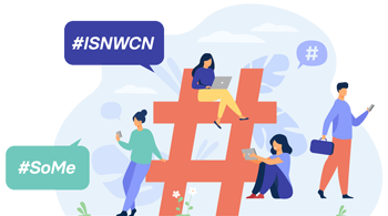 Announcing the ISN WCN'21 Social Media Team