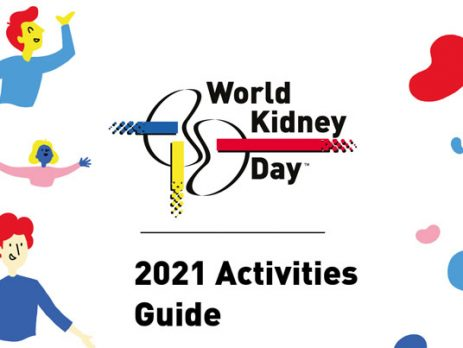 World Kidney Day 2021 Activities Guide Available Now