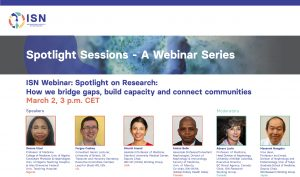 research spotlight webinar