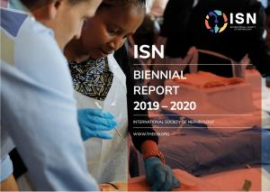 View the ISN 2018-2019 Biennial Report