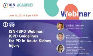 webinar ISPD PD AKI guidelines