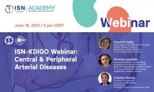 KDIGO Webinar Central Peripheral Arterial Diseases CKD