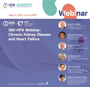 webinar heart failure ckd