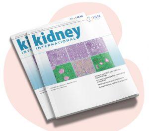 Kidney International (KI) is the official journal of the International Society of Nephrology