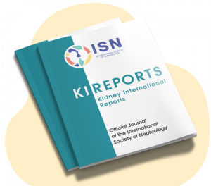 Kidney International Reports, an official journal of the International Society of Nephrology,