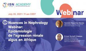 epidemiologie agression renal aigue afrique